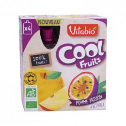 Cool Fruits - Pomme Passion - 4 gourdes