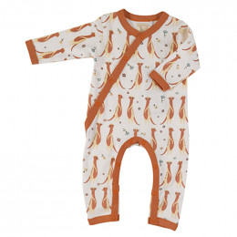Pyjama coton bio - Suricate debout