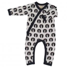Pyjama coton bio - Visage suricate