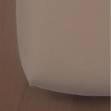 Drap housse Green Clim - 90 x 200 cm - Rose poudré