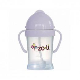 Gobelet avec paille  Sans BPA ni phtalate - Lilas - 180 ml