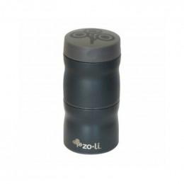 Boîte isotherme double en inox - 235 ml - Noir