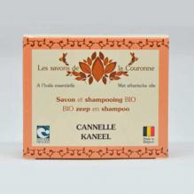 Savon Cannelle 100 g