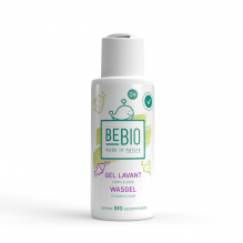 Gel lavant BIO corps et cheveux - Format voyage 100 ml