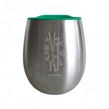 Gobelet isotherme Cosy Inox Bambou - 250 ml