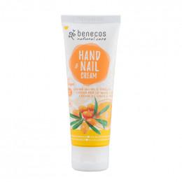 Crème pour ongles et mains biomix - argousier et orange - 75 ml