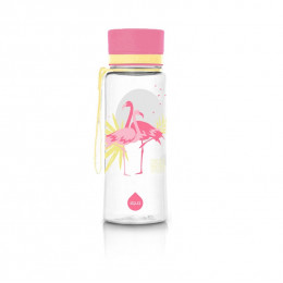 Gourde sans BPA 600 ml - Flamingo