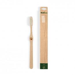 Brosse à dents en Bambou - souple