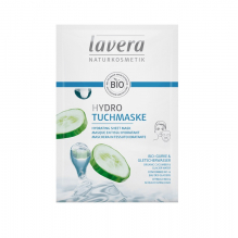 Masque en tissu hydratant