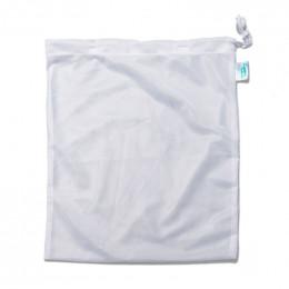 Kit TE1 lingettes lavables - en coton Zéro Twist - arc-en-ciel - Mandarine