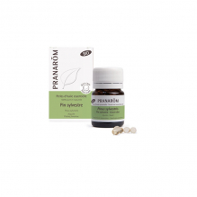 Perles d'huile essentielle BIO - Pin sylvestre