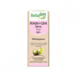 Fem50+gem Bio - Ménopause - Spray 10 ml