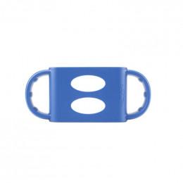 Poignée en silicone pour biberons à col large et gobelets
