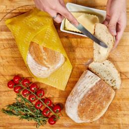 Emballage alimentaire à base de résines - 44 x 55 cm - Botanic