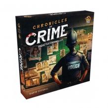 Chronicles of Crime - Enquêtes criminelles - à partir de 12 ans