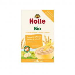 Bouillie Banane et semoule BIO - dès 6 mois
