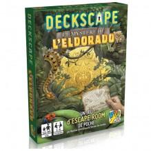 Deckscape - Le mystère de l'Eldorado - à partir de 12 ans