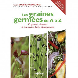 Les graines germées de A à Z (Dougoud Chavannes ) *