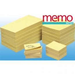 Notes-Mémo en Papier Recyclé (Memo Notes) - Lot de 6x100 !