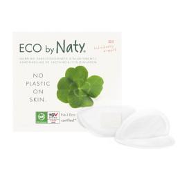 Coussinets d'allaitement 100% Eco - 30 pièces