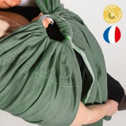 Porte bébé Sling - Vert menthe