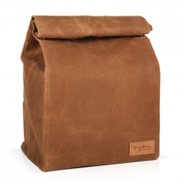 Lunch bag - camel clair