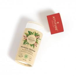 Déodorant solide - Super leaves - Vigne rouge - 85 g