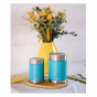 Lunch Box isotherme - 650 ml - Bleu turquoise
