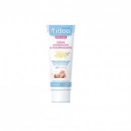 Crème hydratante intense à la fleur d'oranger Bio - 100 ml