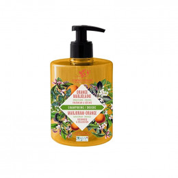 Shampooing et douche Marjolaine Orange - 500 ml
