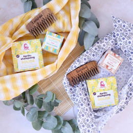 Trio Démêli-mêlo - Pin vanille