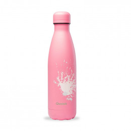 Bouteille isotherme - Spray rose - 500ml