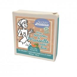 Savon de Marseille - Melon Menthe - 100 g