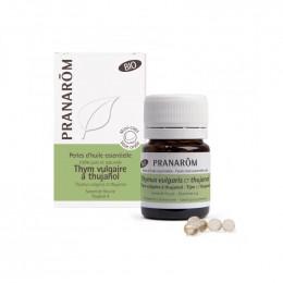 Perles d'huile essentielle BIO - Thym vulgaire à thujanol
