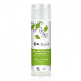 Lait démaquillant hydratant Bio - Ginkgo - 200 ml