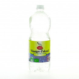 Vinaigre d'alcool bio - 1 L