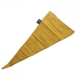 Sac à bonbons triangle - Moutarde