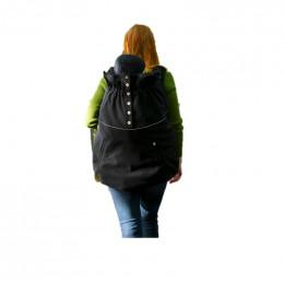 Couverture de portage Button up Flex - Black