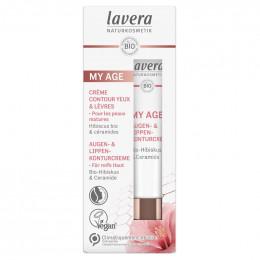 Crème contour yeux et lèvres Bio - My age - 15 ml