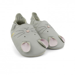 Chaussons - 10734 - Squeek Light Grey