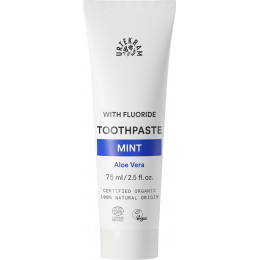 Dentifrice fluor menthe et aloe vera BIO 75 ml