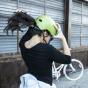 Casque vélo - Street - Snapdragon Stripe Satin MIPS
