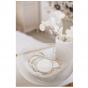 Lingettes démaquillantes lavables - 8 soft + 2 gommage