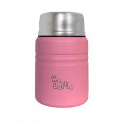 Lunchbox Isotherme en Inox avec cuillère - Light Pink - 500 ml