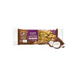 Trio de barres de fruits secs - Chocolat et coco