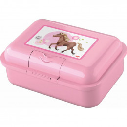 Lunch box chevaux