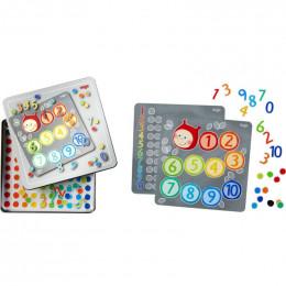 Boîte de jeu magnétique Chiffres