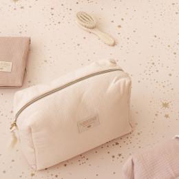 Trousse de toilette imperméable Diva - Dream pink
