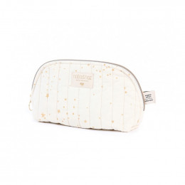 Trousse de toilette Holiday - Gold stella & Natural - small