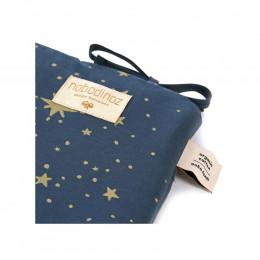 Tour de lit Nest - Gold Stella & Night Blue